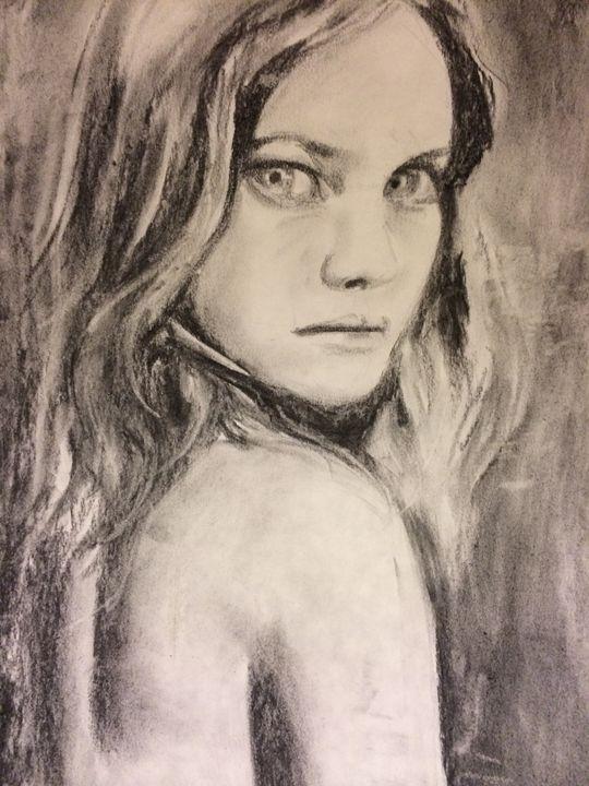 Large eyes - Francesca Rossi