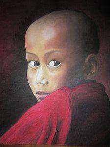 Young lama
