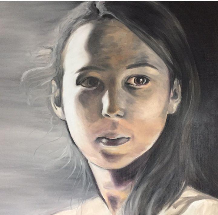 Young girl - Francesca Rossi