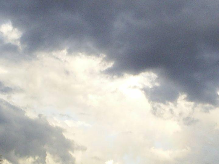 Cloudy Day - Nicole Burrell