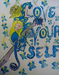 Love Yourself - Nicole Burrell