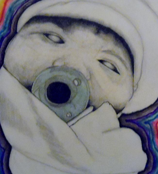 Aww Little Baby - Nicole Burrell