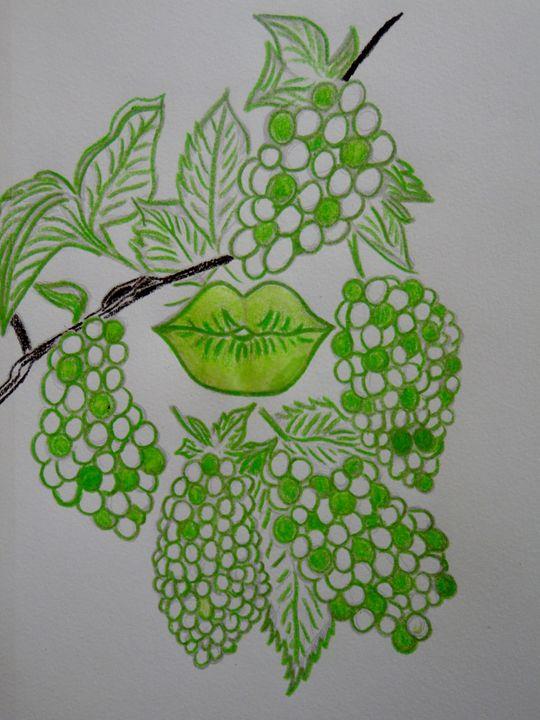 Taste like Grapes - Nicole Burrell