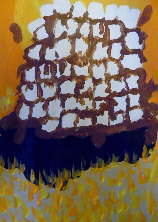 Chocolate Covered Marshmallows - Nicole Burrell