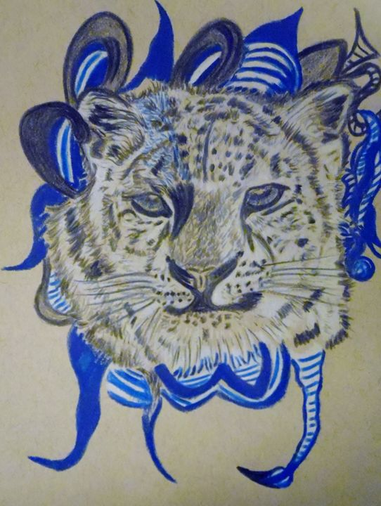 Baby Tiger - Nicole Burrell