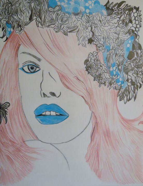 Red Head Beauty - Nicole Burrell