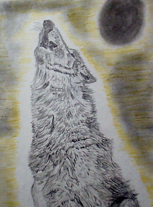 Howling Wolf - Nicole Burrell