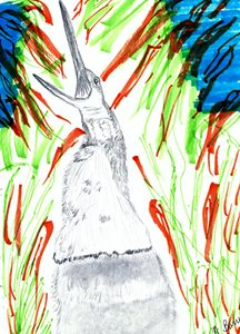 Screaming Bird - Nicole Burrell