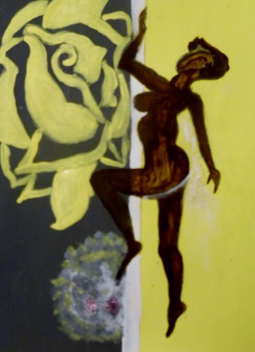 Dancing on the Pole - Nicole Burrell