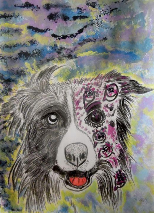 Many Dog Eyes - Nicole Burrell