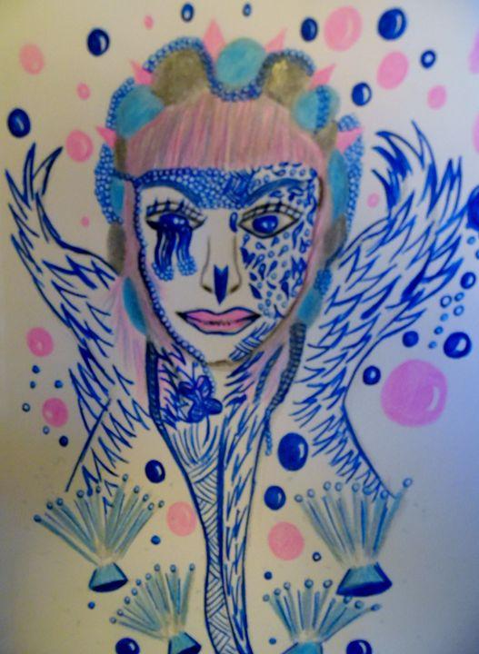 Bubbly Face - Nicole Burrell