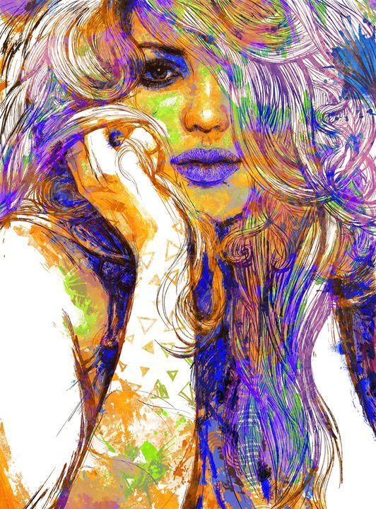 Christy - Hubert Fine Art