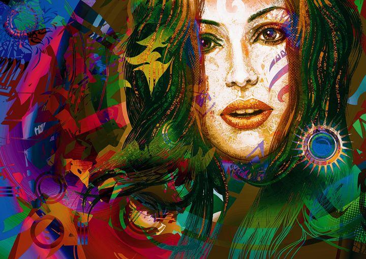 Poison Ivy - Hubert Fine Art