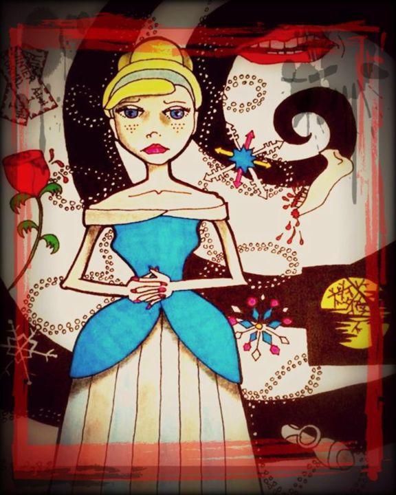 Cinderella - Amanda Gatton