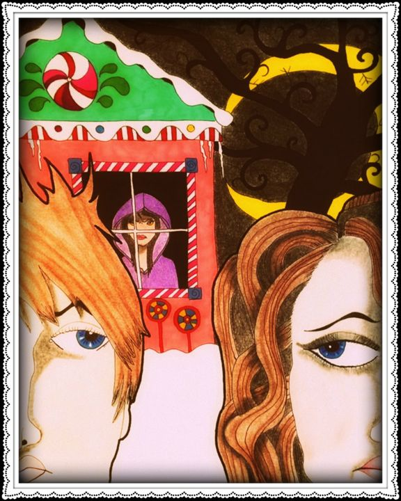 Hansel and Gretel - Amanda Gatton