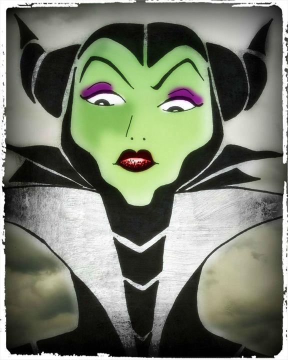 Maleficent - Amanda Gatton