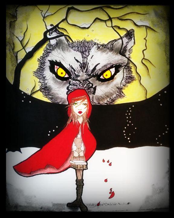 Little Red Riding Hood - Amanda Gatton
