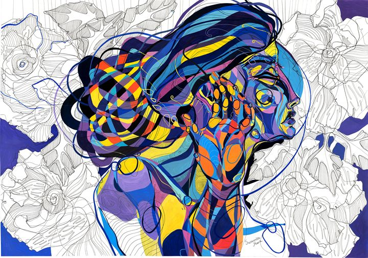 Friction - Maria Susarenko