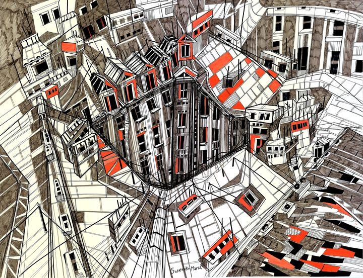Roofs - Maria Susarenko