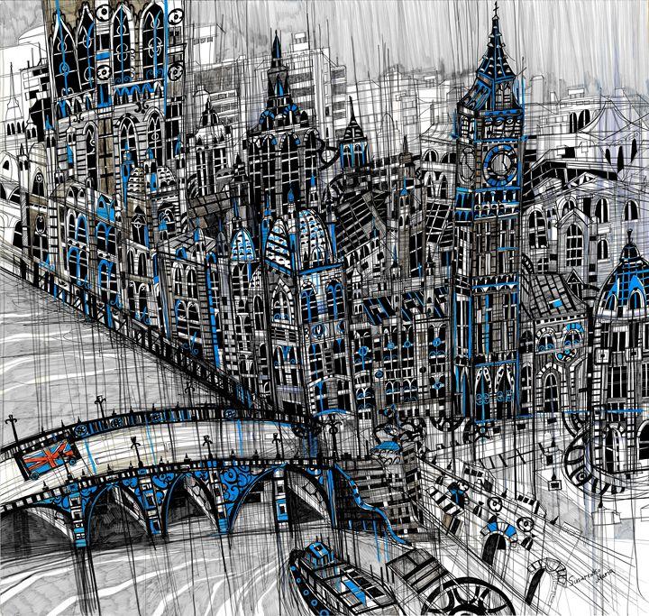 London - Maria Susarenko