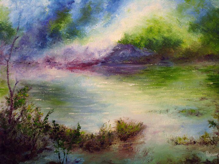 Serenity - Ken Brewer Art