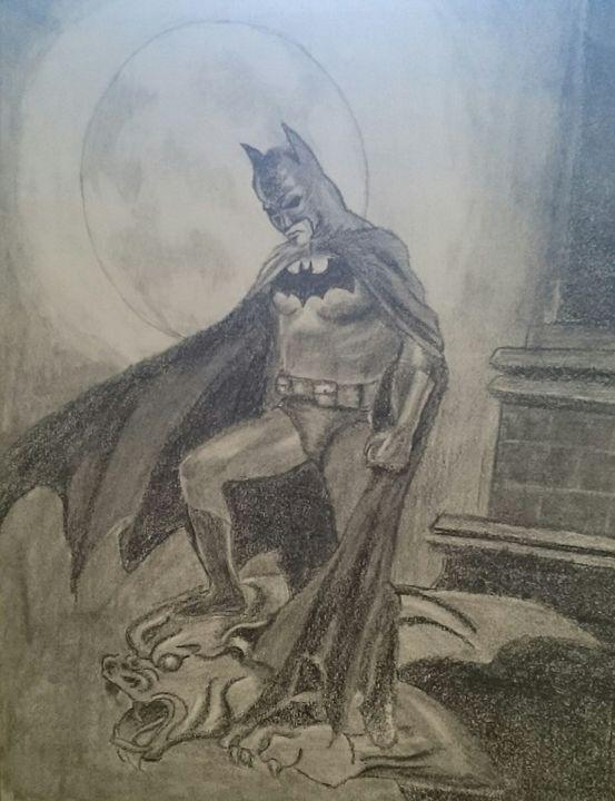 Guarded by Batman - TornSouls