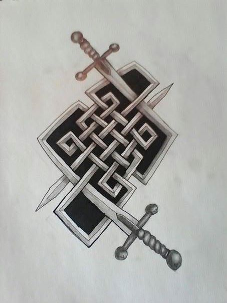 Celtic Swords - TornSouls
