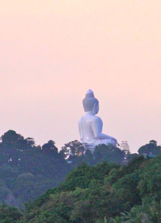 Buddha - Phuket, Thailand - CJN - Art & Photography