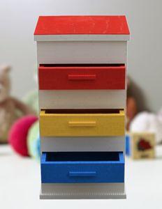 Lego nightstand
