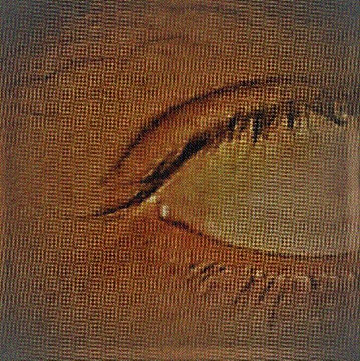 Soultris Sixth Eye Album Cover - Soultris