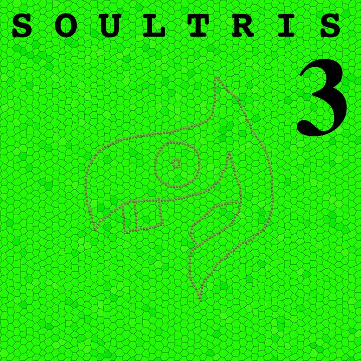Soultris 3 Album Cover - Soultris