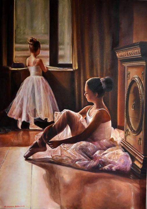 Балерины №2 - Yalpachek-Levy