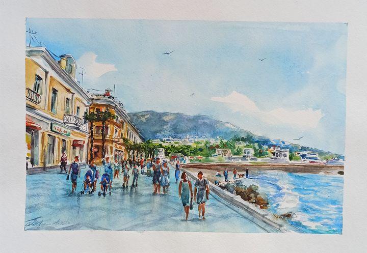 Yalta - Yalpachek-Levy
