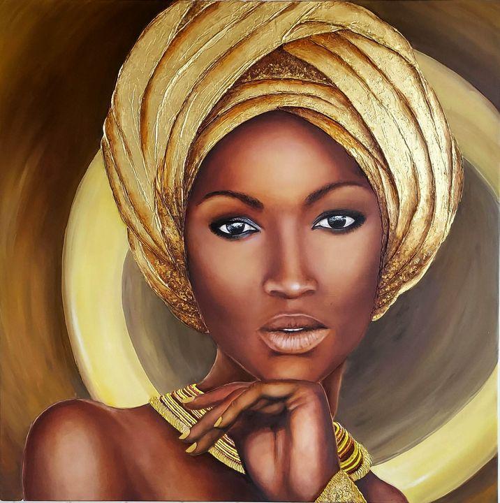 AFRICA'S BOTTOMLESS EYES - Yalpachek-Levy