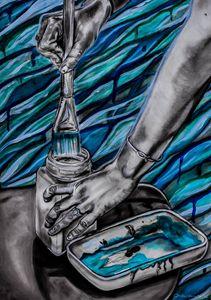 Portrait of Hands #3
