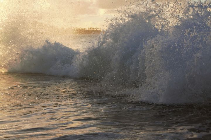 Rising Tide - Art By Paul S.