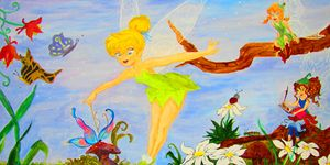 The Magical Land of Tinkerbell