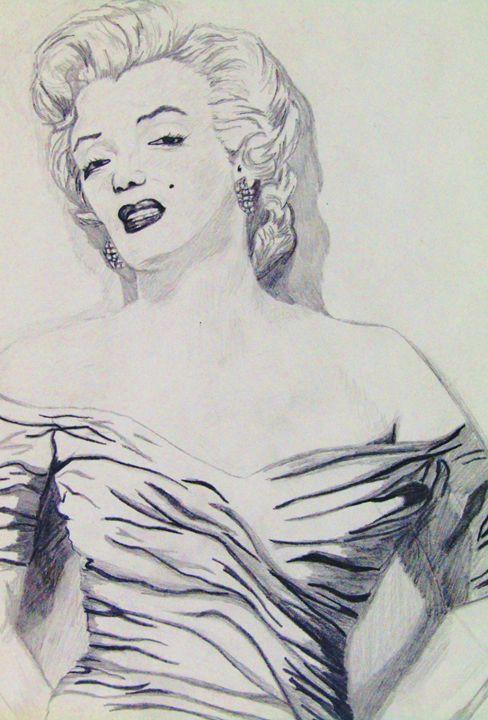 Marilyn Monroe - AMK DiMaggio