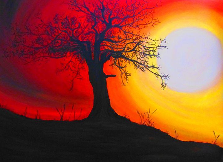 Sunset I - AMK DiMaggio