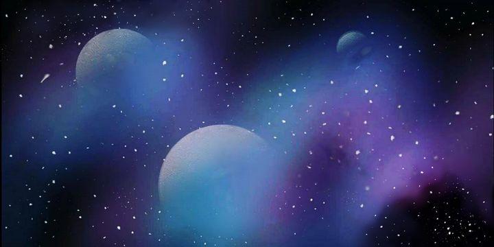Planets - Kiamareeart