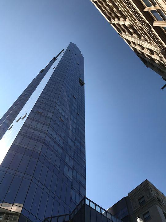Skyscraper - Janet gregory