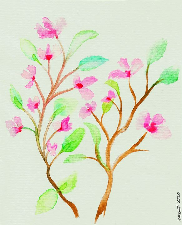 The Peach Tree - N.M.O