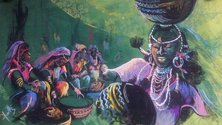 fulanis art cculture -  Fonaeki