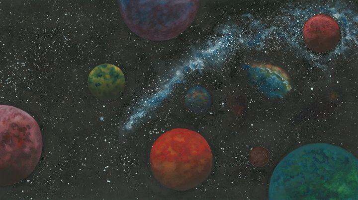 Planetscape - Kim Polinder