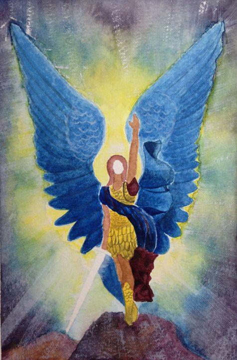 Archangel Michael - Kim Polinder