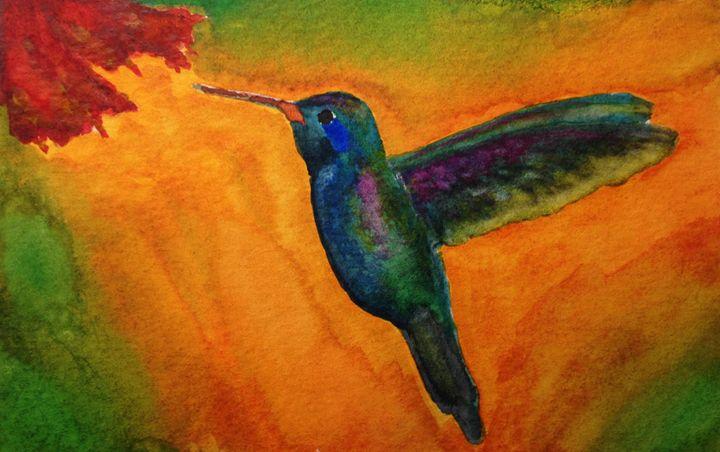 Hummingbird - Kim Polinder
