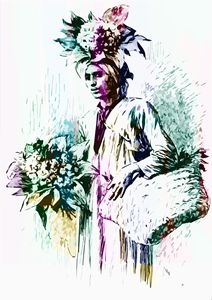A Gadener Girl