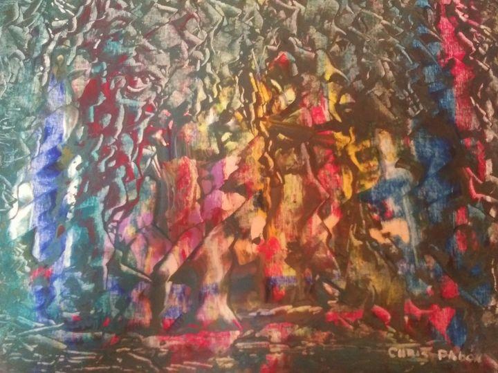 Stoneface - Chris Pabon Contemporary Art Gallery