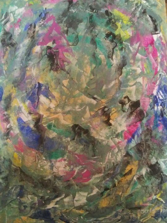 Movement - Chris Pabon Contemporary Art Gallery
