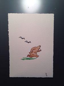 Bats Fly, Bear Runs